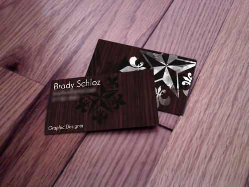 Business Card Brady S.