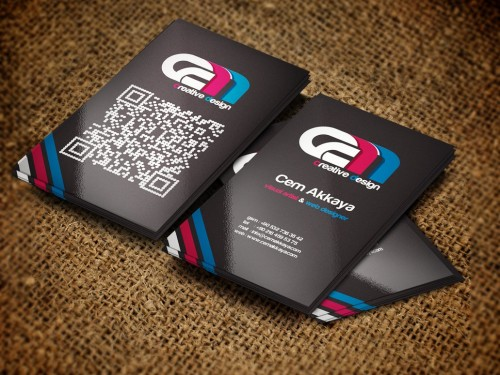 Business Card CA Creative