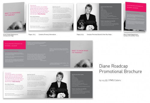 Diane Roadcap Brochure