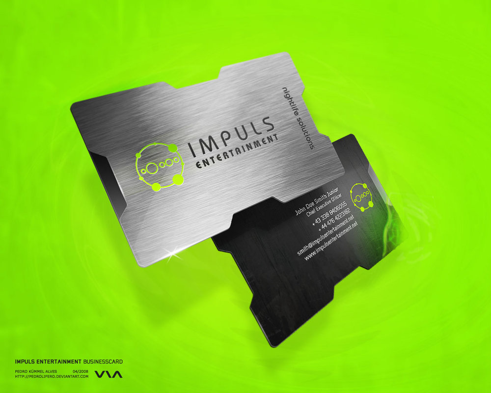 Impuls Business Card
