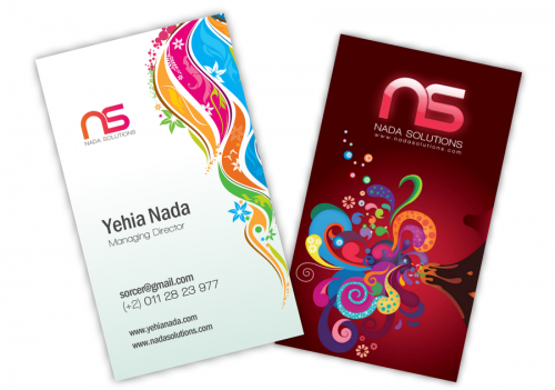 NadaSolutions Business Card