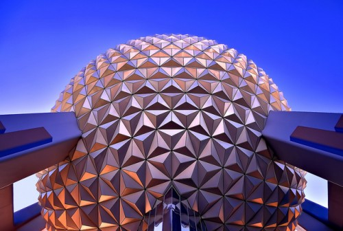 Spaceship Earth, Looking Up, Ultra Wide