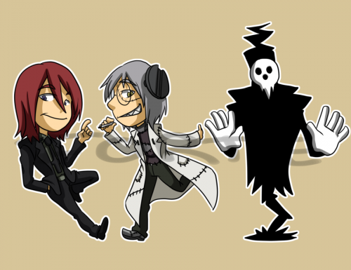 Stickers Soul Eater