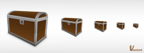 Create a Simple Trunk Icon