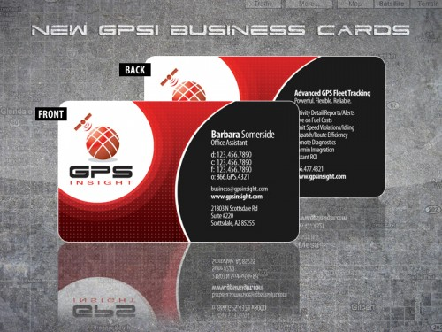 GPSI Business Card
