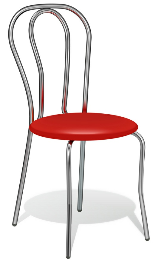 How to Create Metal Chair Using Gradient on Strokes in Adobe Illustrator CS6
