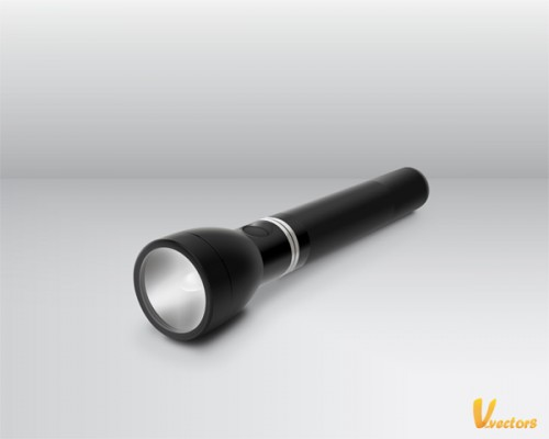 How to Create a Hyper-realistic Flashlight