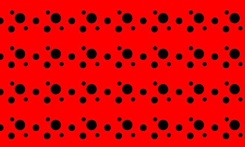 19 Simple And Unique Polka Dot Patterns For Photoshop Inspirationhive