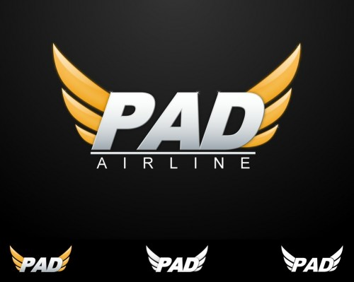 PAD airline logo
