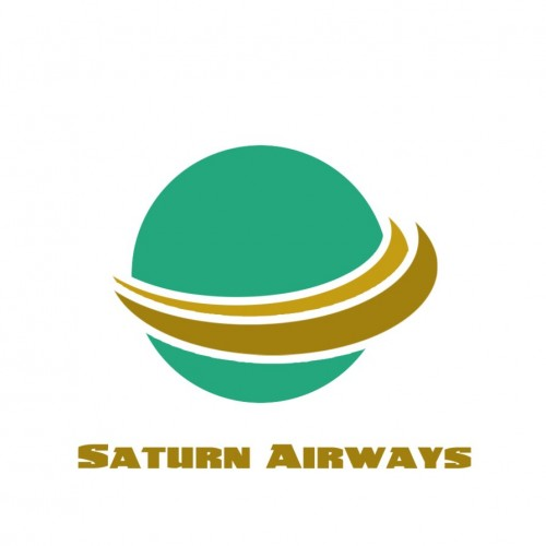 Saturn Airlines Logo
