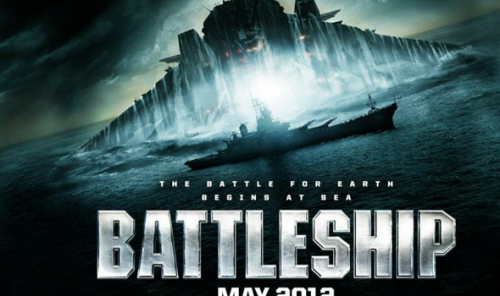 Video Tutorial Battleship Poster Artwork