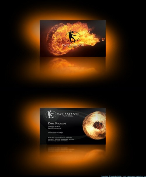 business card - vatiamante