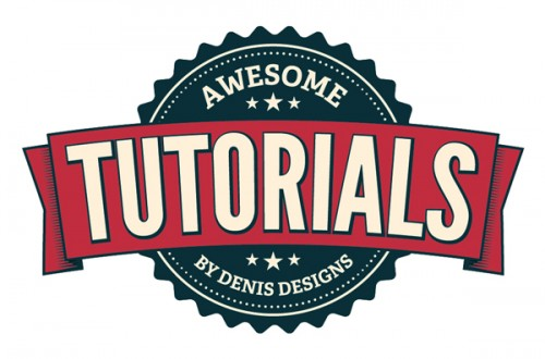 Create a clean retro badge in Adobe Illustrator