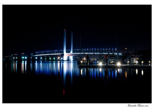 Night Bolte Bridge