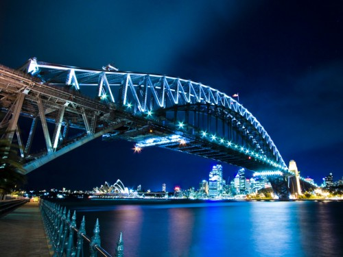 Sydney Harbour Bridge WP