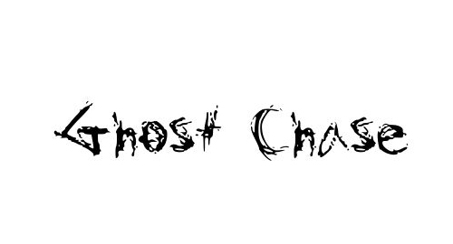 Ghost Chase Font
