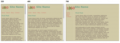 Using CSS3 to Provide Smooth Resize Effects