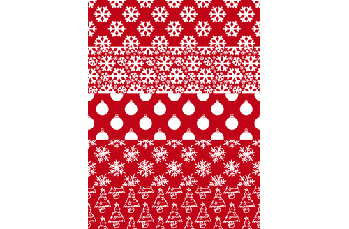 9 Free Christmas Photoshop Patterns