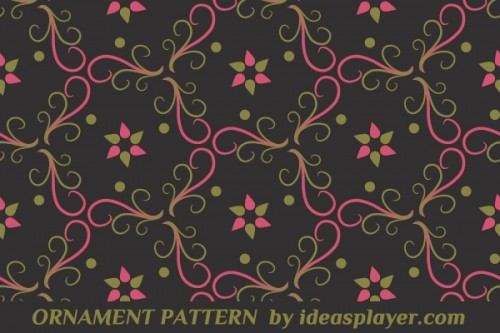 Free Ornament Patterns for Photoshop