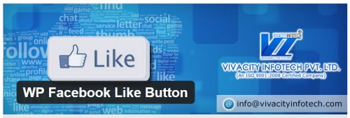 WP Facebook Like Button