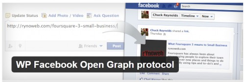 WP Facebook Open Graph Protocol