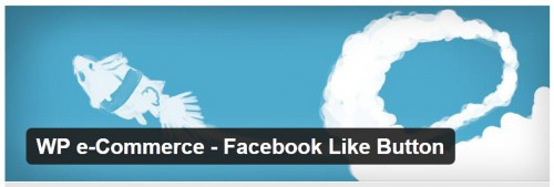 WP e-Commerce - Facebook Like Button