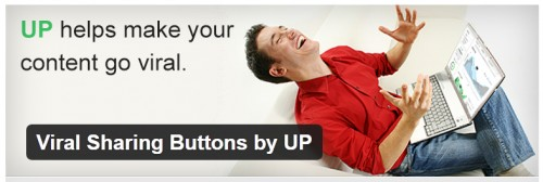 Viral Sharing Buttons by UP