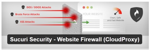 Sucuri Security - Website Firewall