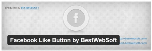 Facebook Like Button by BestWebSoft