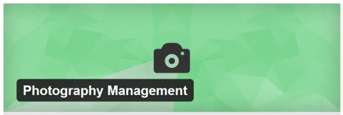 Photography Management
