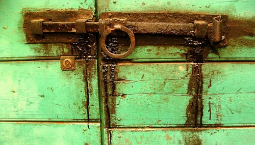 Locked Out - Free Texture