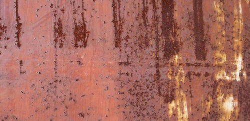Rusty Scrapes Metal Texture