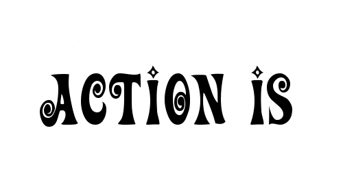 Action Is Font