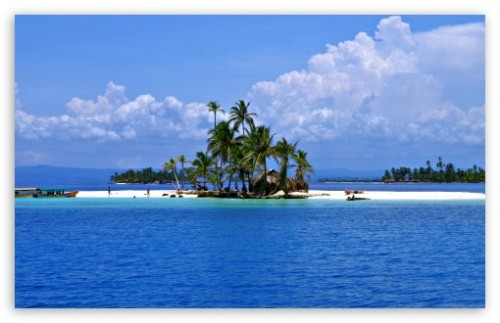 San Blas Islands Wallpaper
